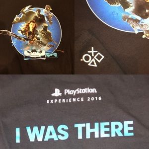 Other - 2016 PlayStation Experience Shirt (Rare Shirt) M